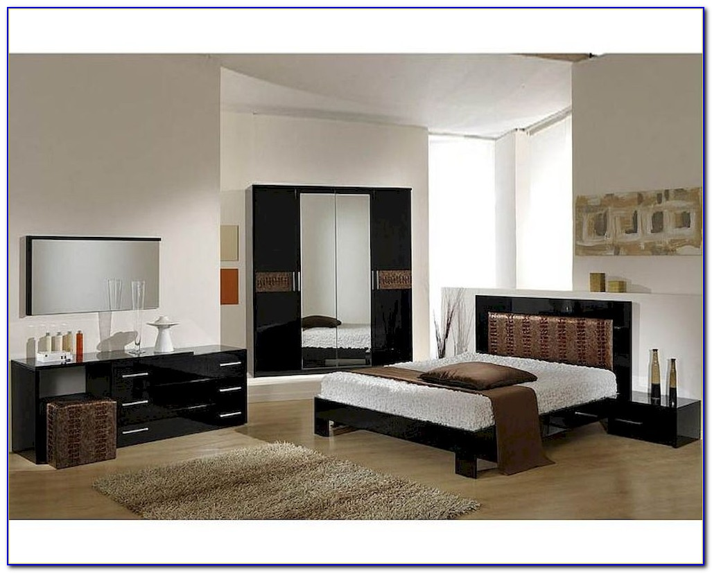 Mixing Black And Brown Bedroom Furniture