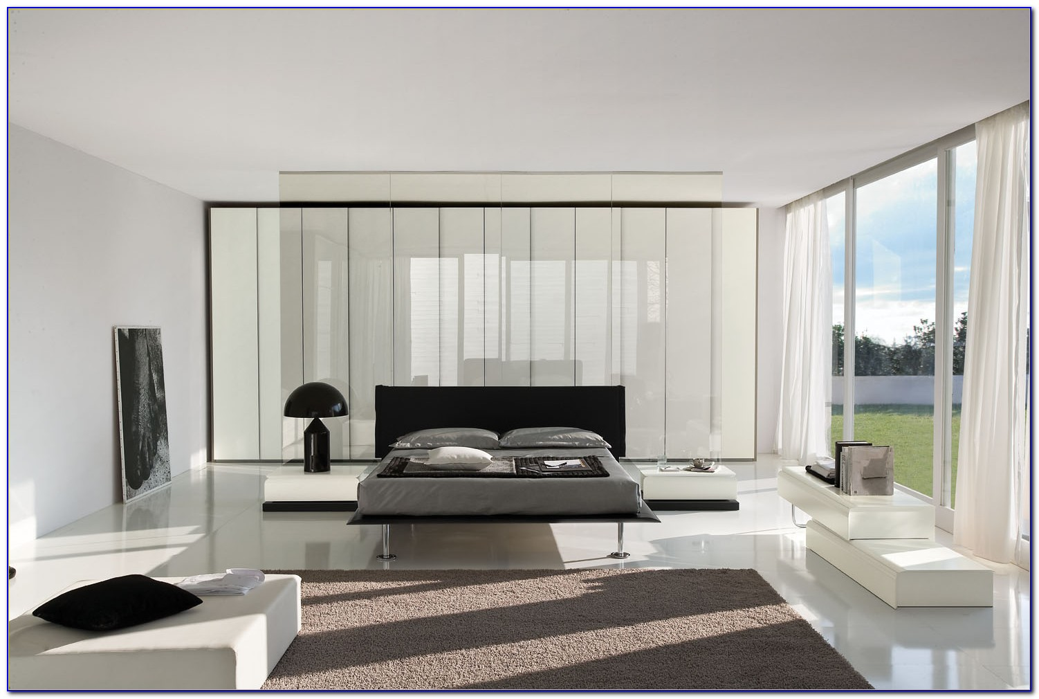 Modern Contemporary Bedroom Furniture Sets