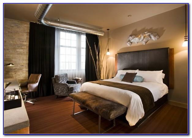 Modern Decoration For Master Bedroom