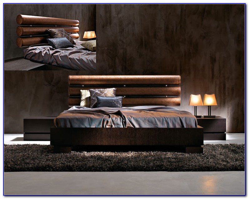 Modern Italian Bedroom Furniture Designs