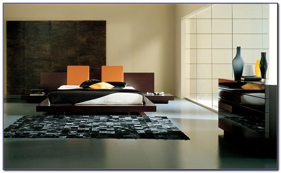 Modern Mission Style Bedroom Furniture