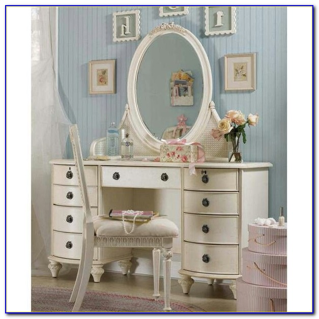 Modern Vanity Set For Bedroom