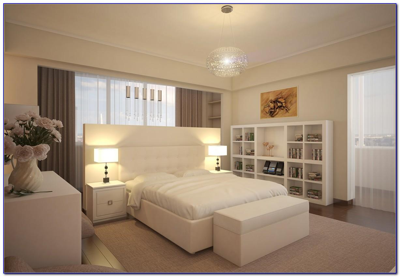 Modern White Bedroom Design Ideas