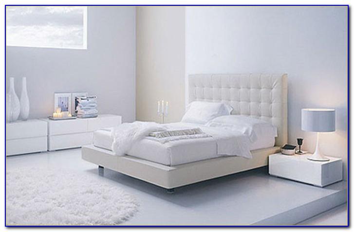 Modern White Furniture Bedroom