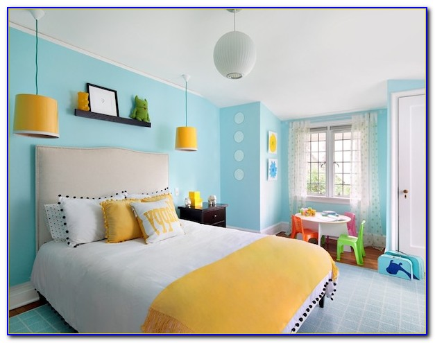 Neon Paint Colors For Rooms