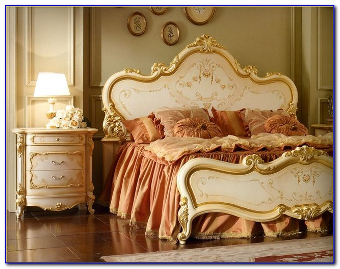 Old Fashioned Bed Sets