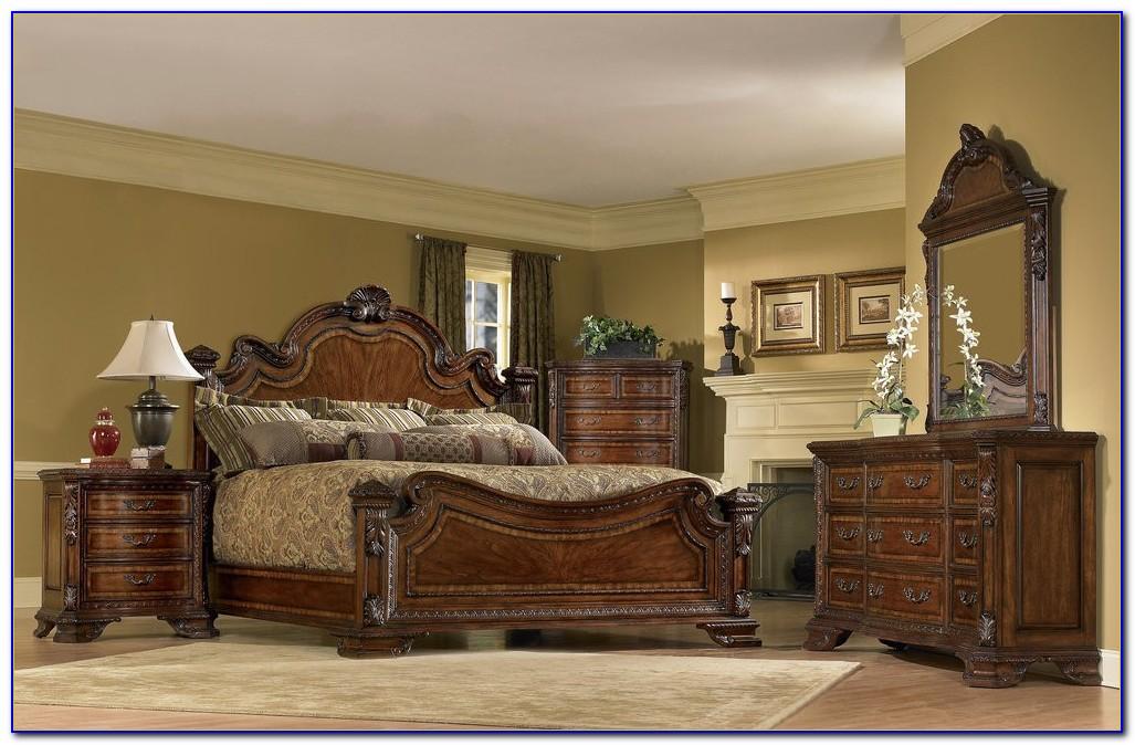Old Fashioned Bedroom Sets