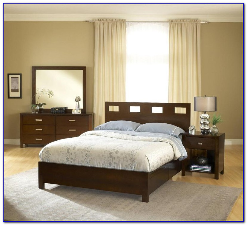 Phoenix Storage Bed Bedroom Set