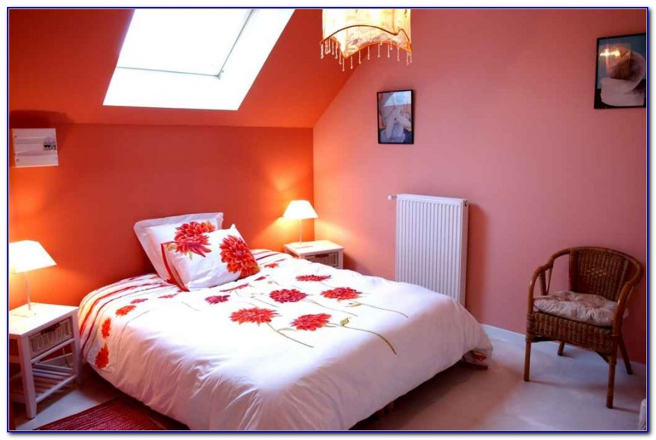 Pink Paint For Bedroom Ideas