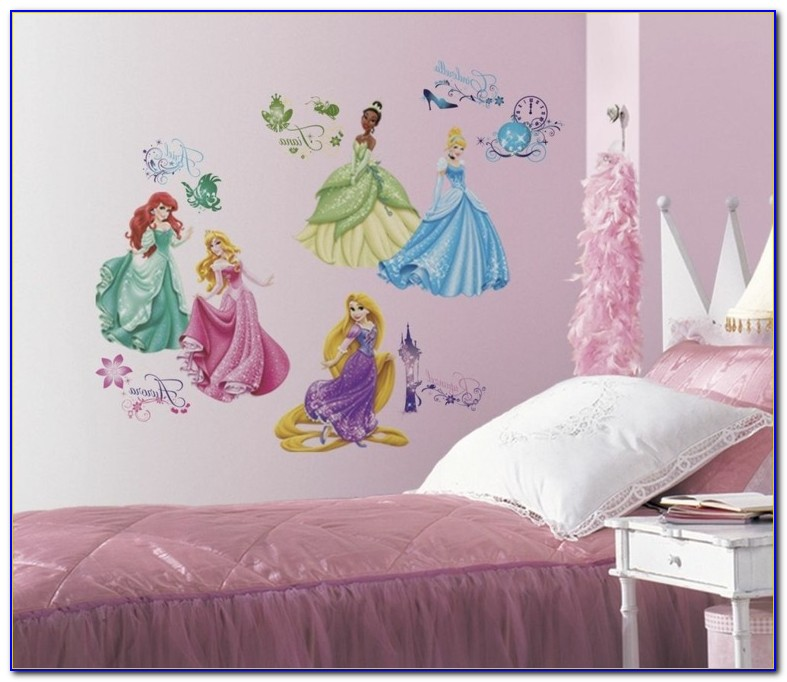 Princess Stickers For Walls