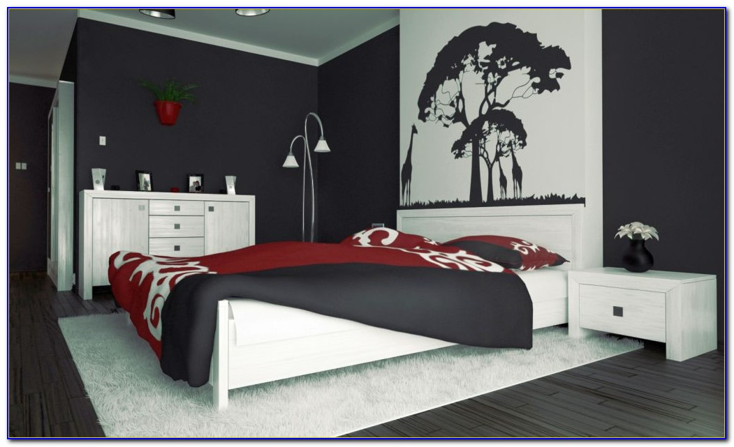 Red White And Blue Bedroom Furniture