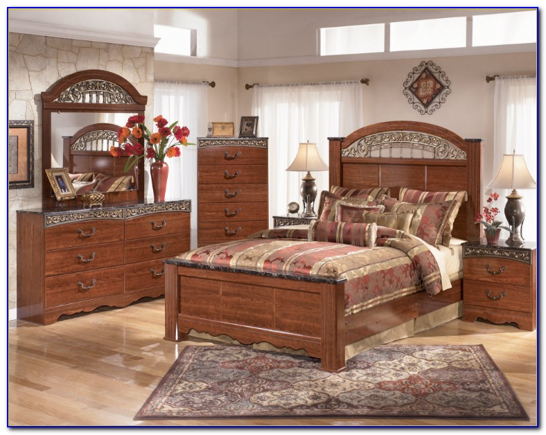 Ridgley Ashley Bedroom Set Signature Design