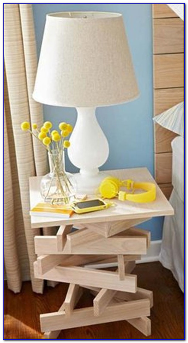 Side Table Design For Bedroom