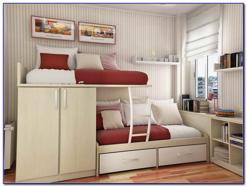 Small Bedroom Bunk Beds