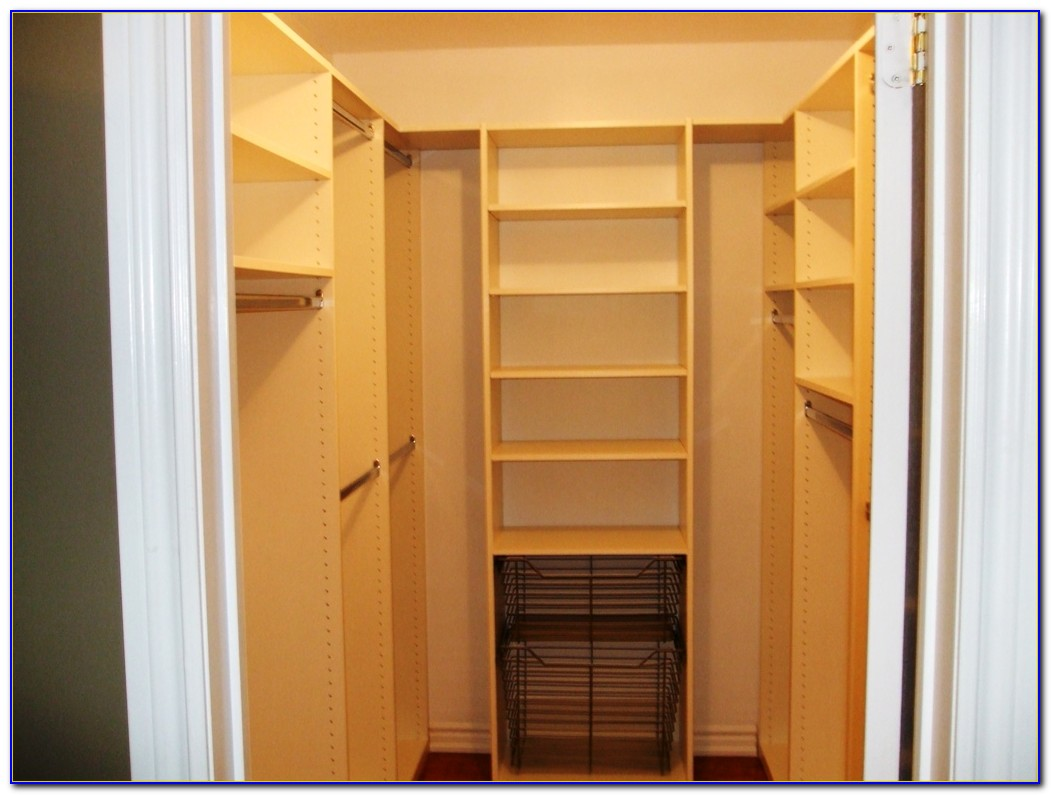 Small Bedroom Closet Remodel