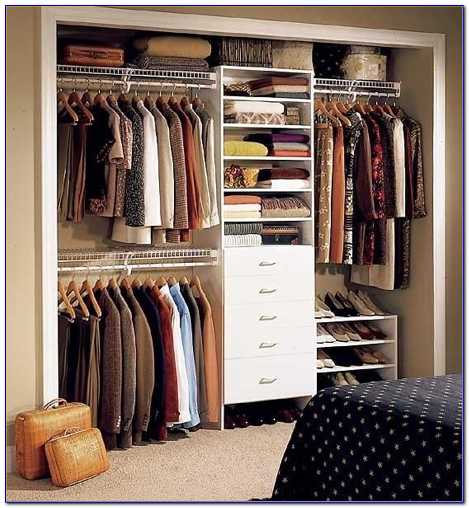 Small Bedroom Clothes Storage Ideas
