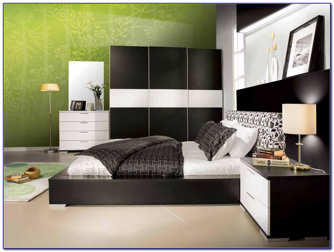 Small Bedroom Furniture Design Ideas