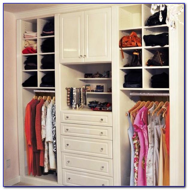 Small Space Closet Organization
