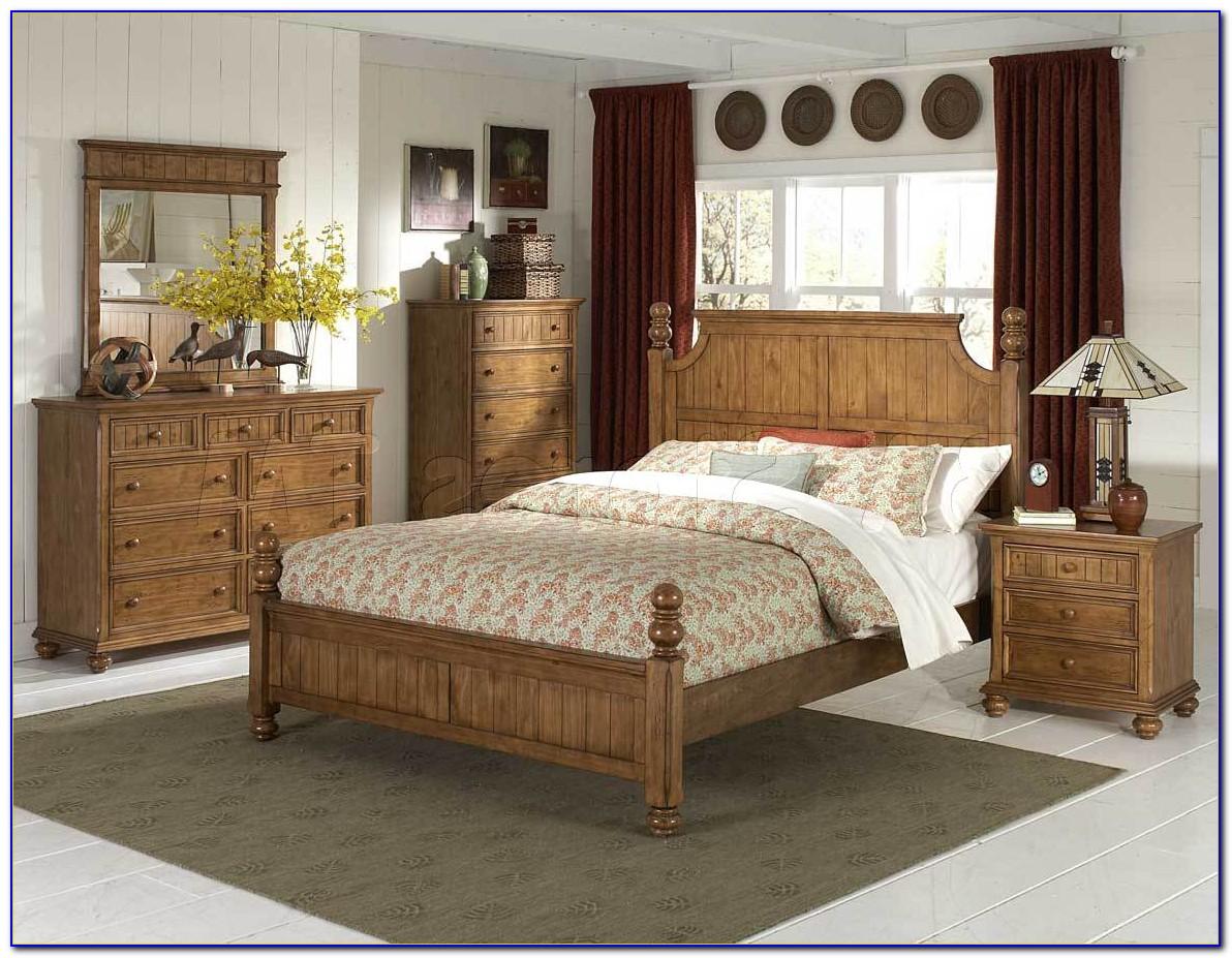 Solid Pine Bedroom Sets