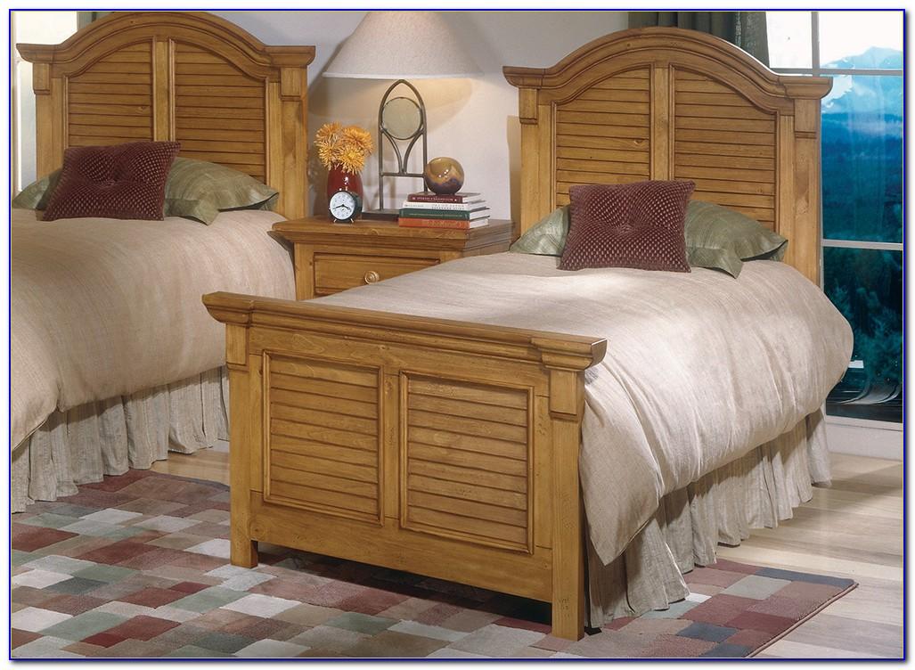 Solid Pine Queen Bedroom Set