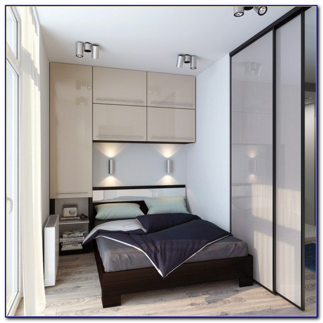Space Saving Storage Ideas For Small Bedroom