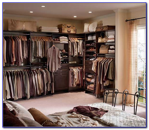 Storage Ideas For Small Bedroom Without Closet