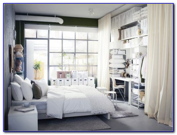 Storage Solutions Small Rooms