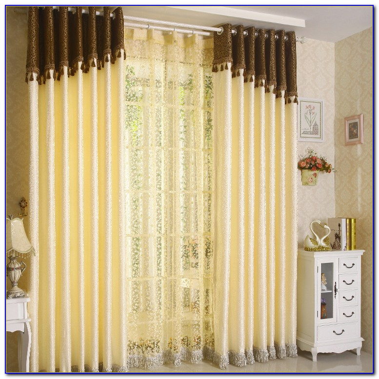 Stylish Curtains For Bedroom