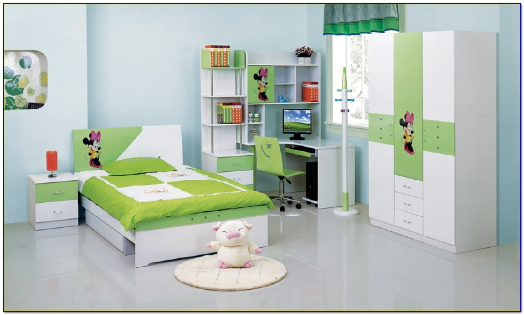 Teenage Bedroom Furniture With Desks