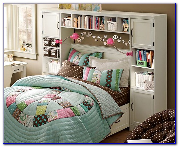 Teenage Girl Bedroom Decorating Tips