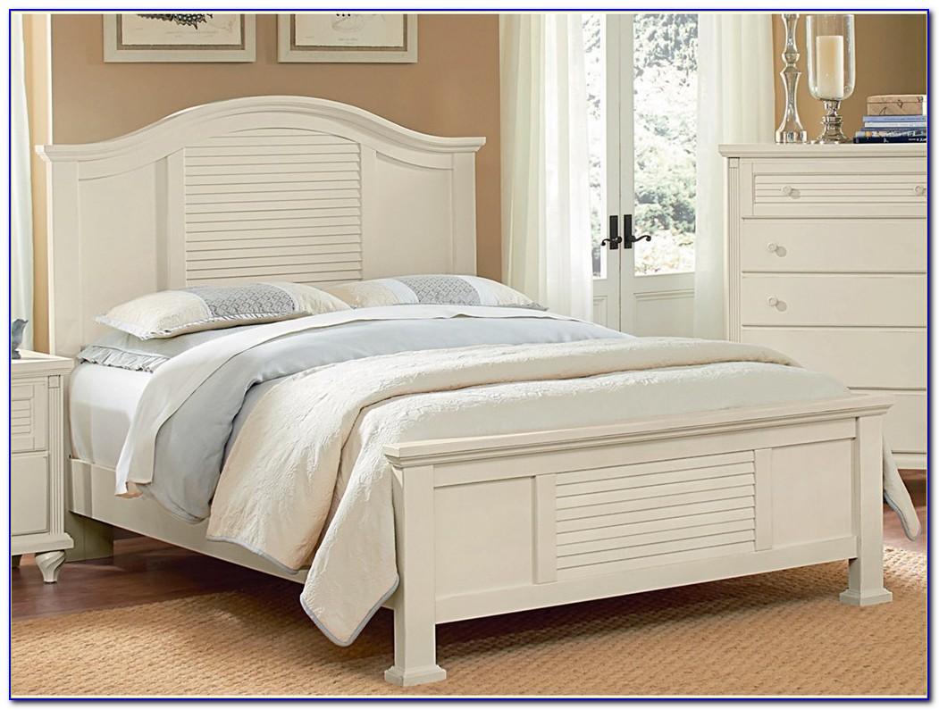 Vaughan Bassett White Bedroom Furniture