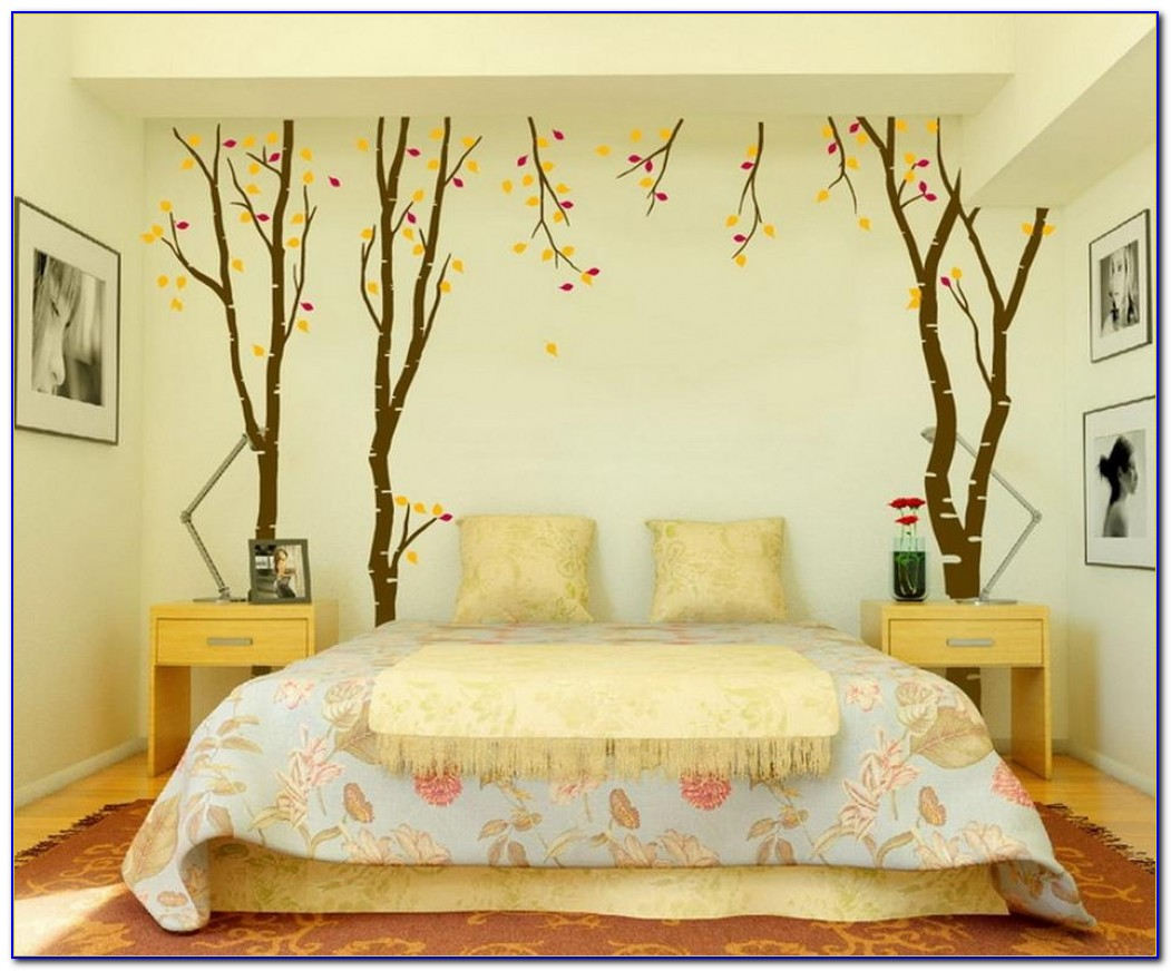 Wall Decoration Ideas For Small Bedroom