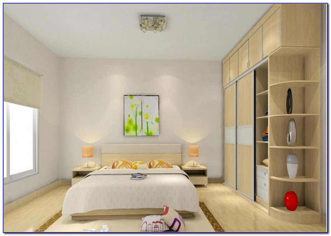 Wall Mounted Cabinet For Bedroom