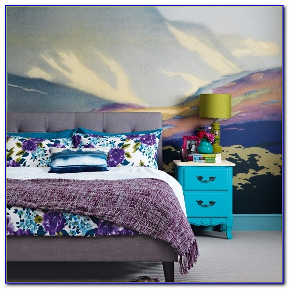 Wall Mural Ideas For Bedroom