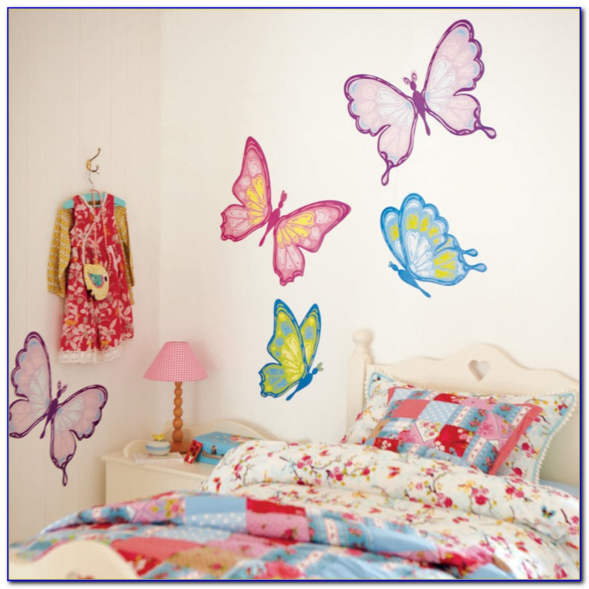 Wall Stickers For Girls Bedroom