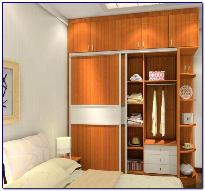 Wardrobe Ideas For Small Bedrooms India