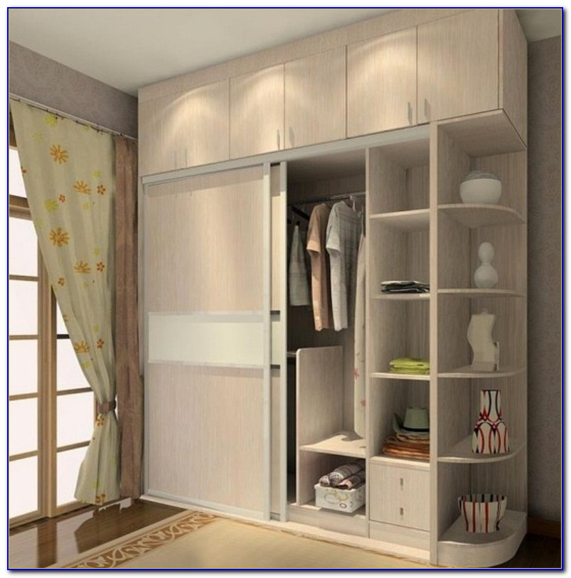 Wardrobe Ideas For Small Spaces