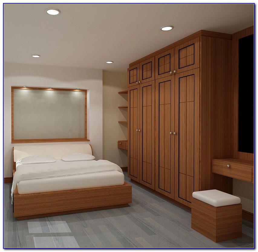 Wardrobe Storage Ideas For Small Spaces