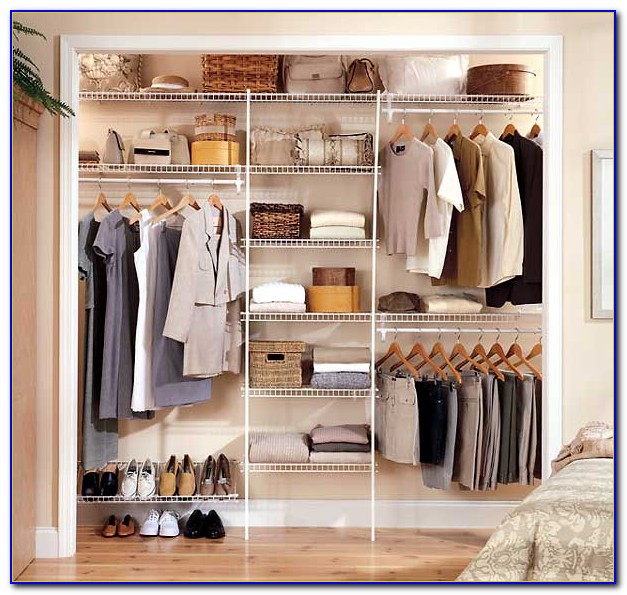 Ways To Organize A Small Bedroom Closet