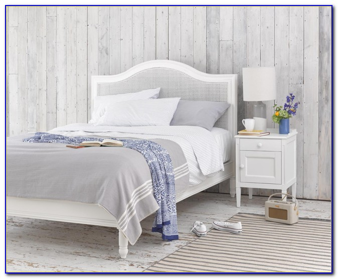 White Cane Bedroom Chairs