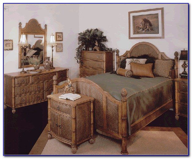 White Cane Bedroom Furniture Uk
