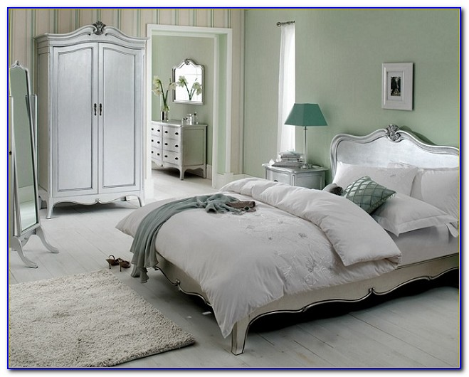 White French Bedroom Sets