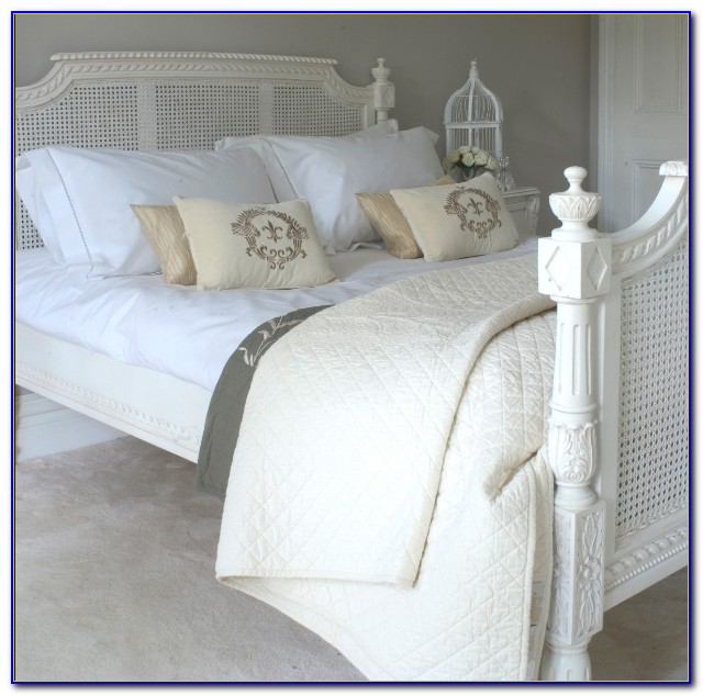 White Rattan Bedroom Chairs
