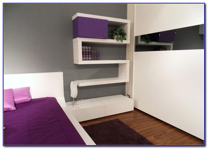 White Shelves For Walls