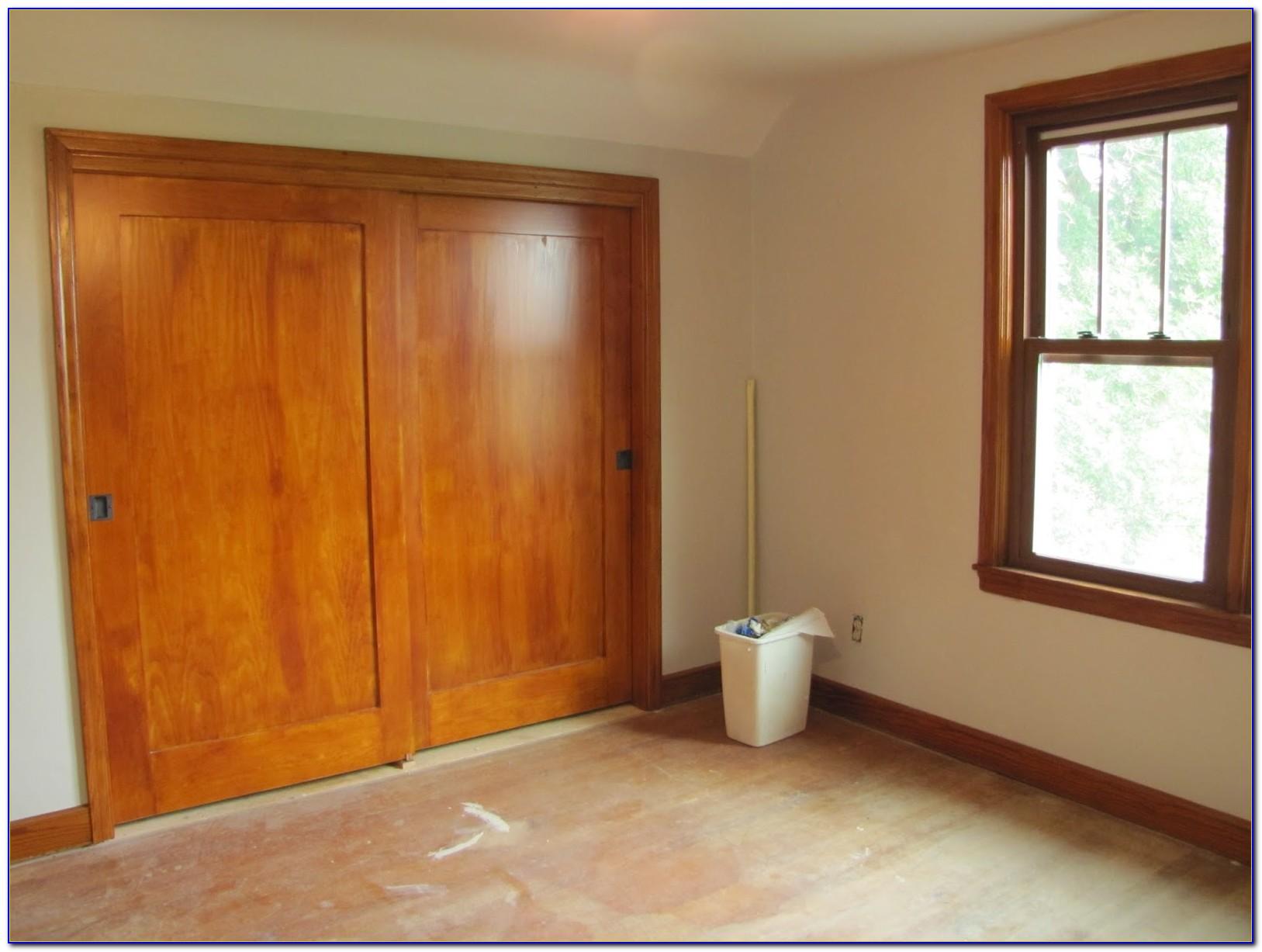 Wood Closet Doors For Bedrooms