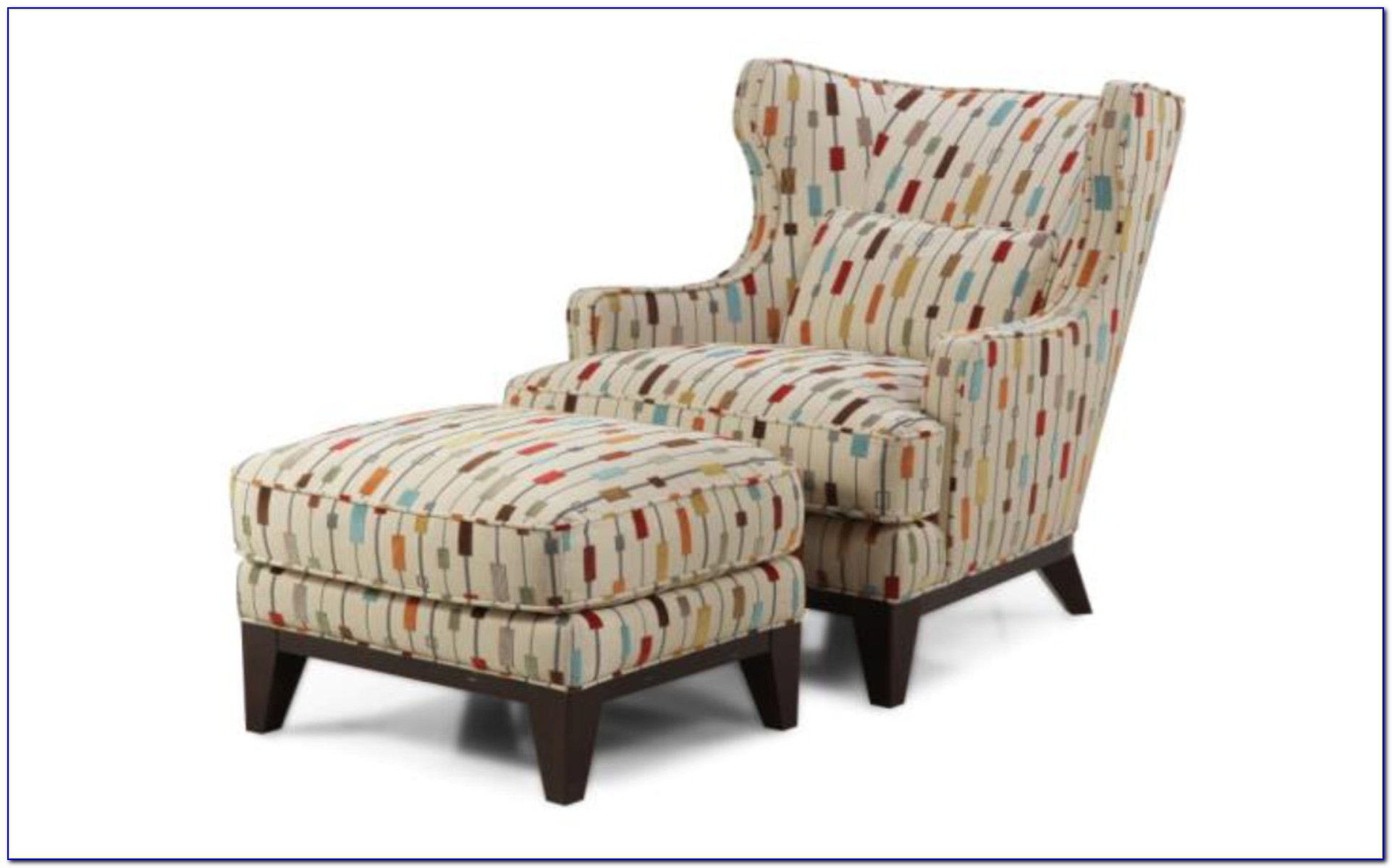 Accent Chair With Ottoman Canada