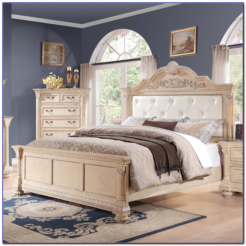 Antique White Bedroom Furniture Diy
