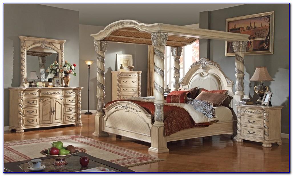 Antique White Bedroom Furniture Uk