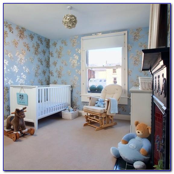 Baby Boy Bedroom Wallpaper