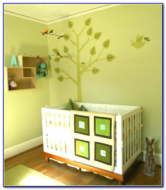 Baby Boy Nursery Decorating Ideas Uk